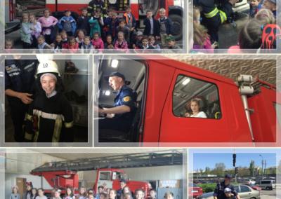 Урок пожежної безпеки