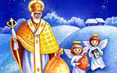 У нашу школу завітав Святий Миколай!